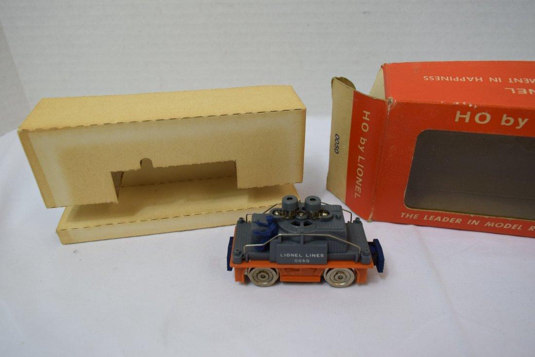 VINTAGE LIONEL HO SCALE GANG CAR - 2