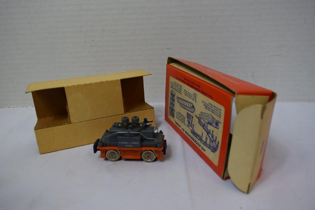 VINTAGE LIONEL HO SCALE GANG CAR - 4