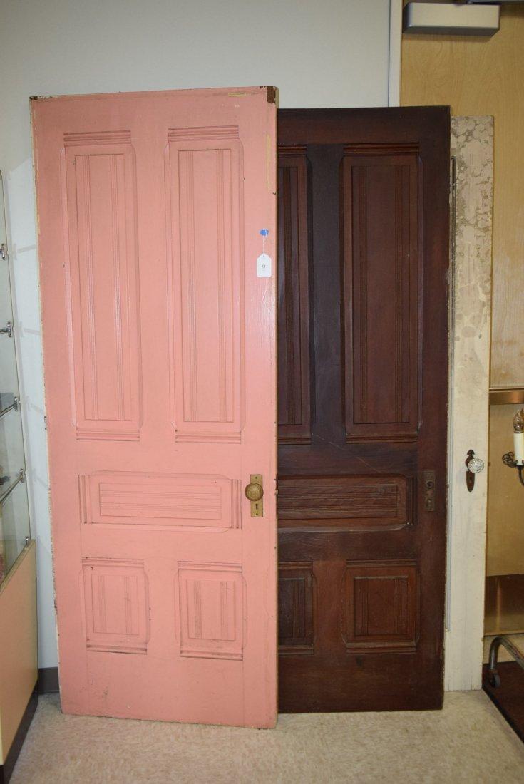 3 ANTIQUE DOORS