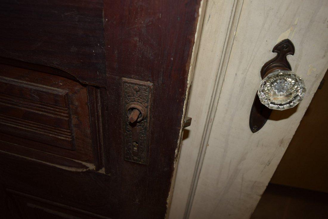 3 ANTIQUE DOORS - 3