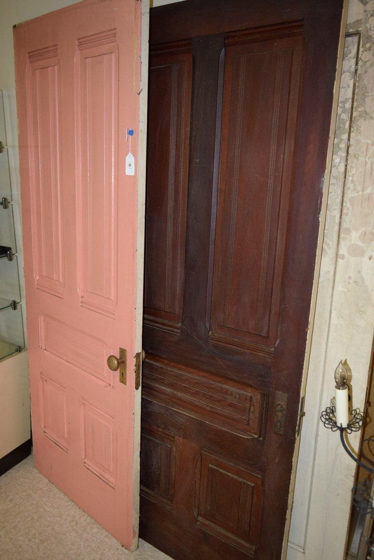 3 ANTIQUE DOORS - 4
