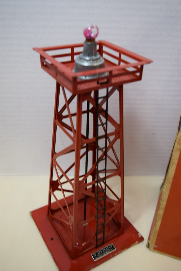 LIONEL ROTATING BEACON IN BOX - 2