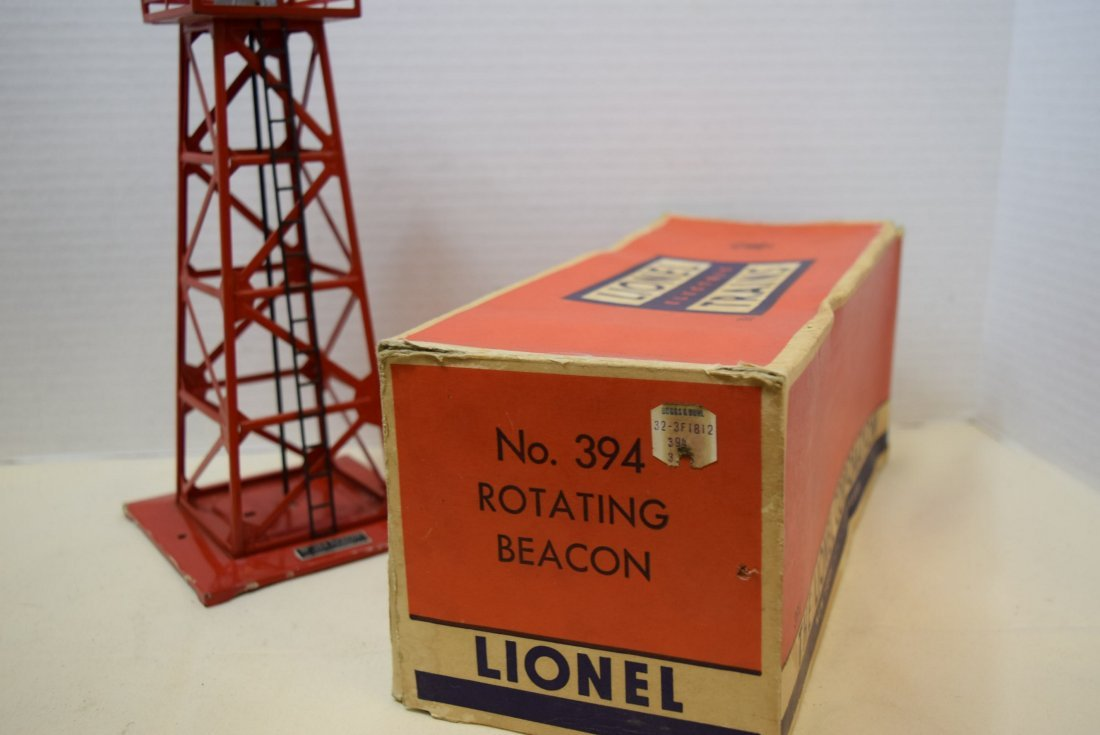 LIONEL ROTATING BEACON IN BOX - 3