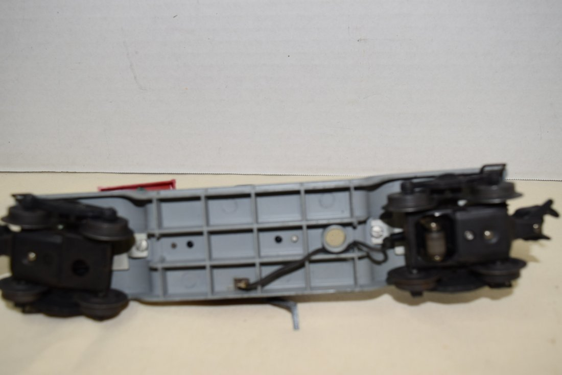 LIONEL ROLLING SEARCHLIGHT EXTENSION CAR - 4