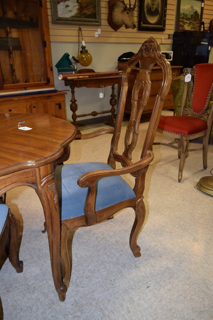THOMASVILLE 6 CHAIR DINING ROOM SET - 2