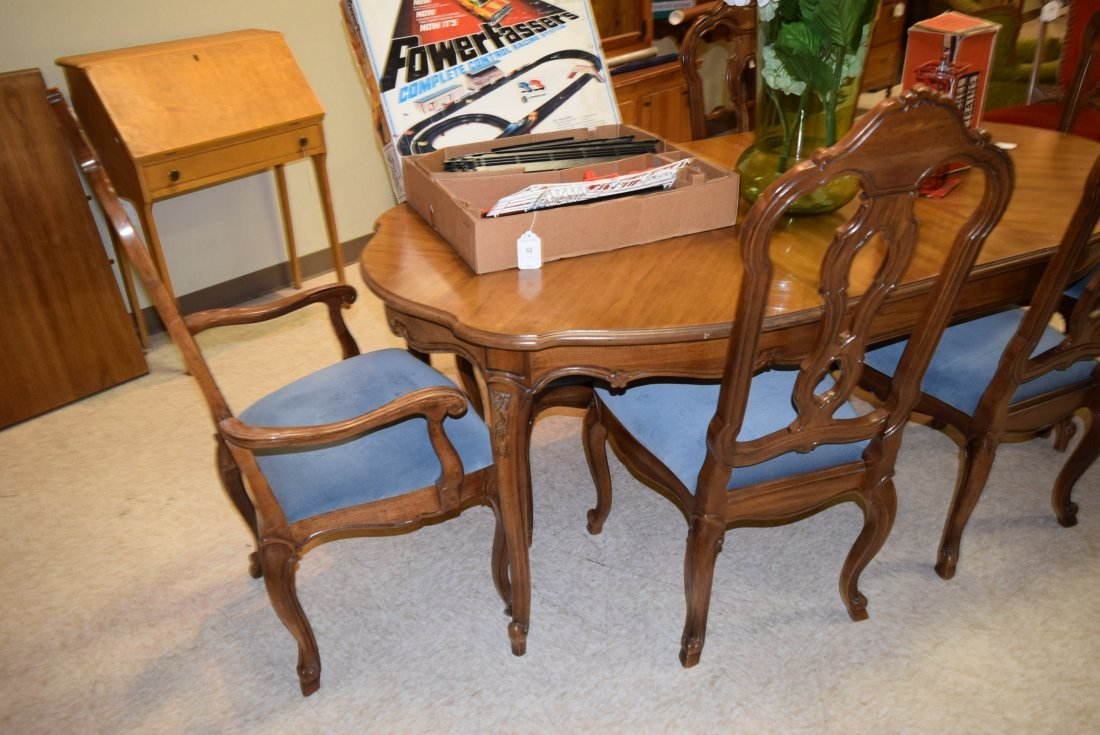 THOMASVILLE 6 CHAIR DINING ROOM SET - 3