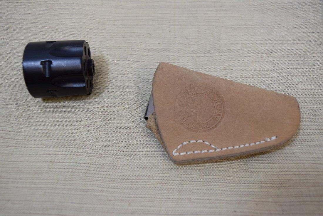 GUN REVOLVER CHAMBER WITH POUCH - 2