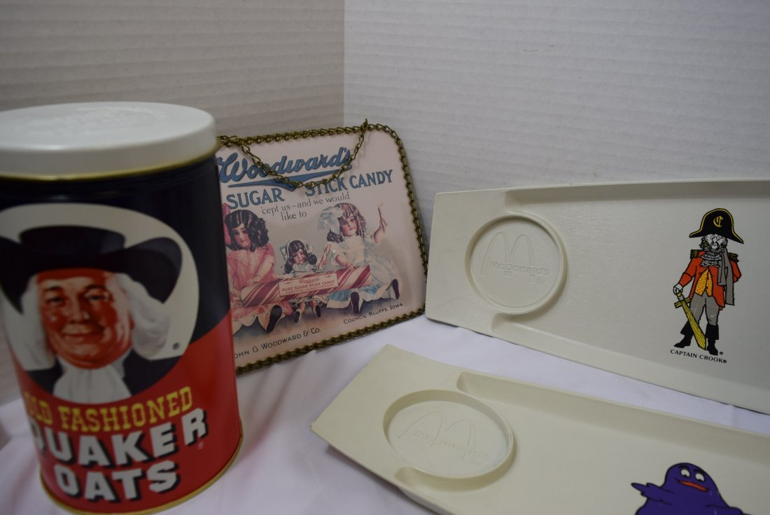 ADVERTISING COLLECTIBLES - 2