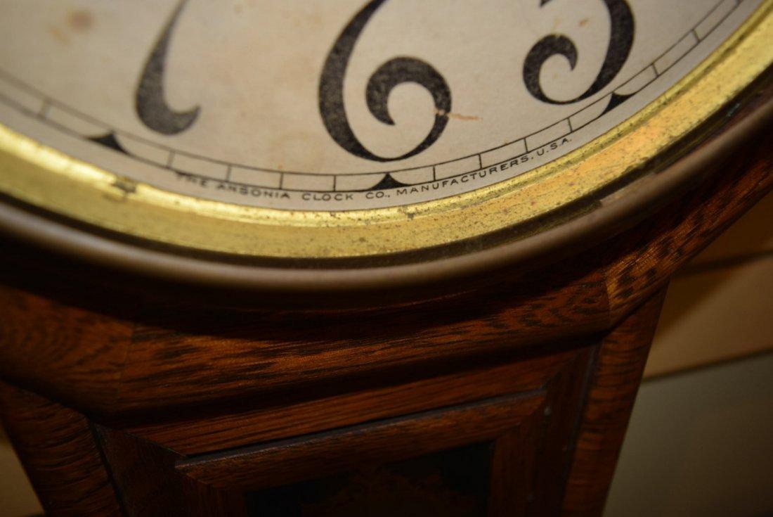 MONTGOMERY BROS WALL HANGING CLOCK - 3
