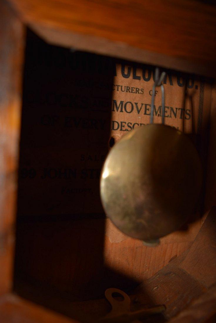 MONTGOMERY BROS WALL HANGING CLOCK - 4