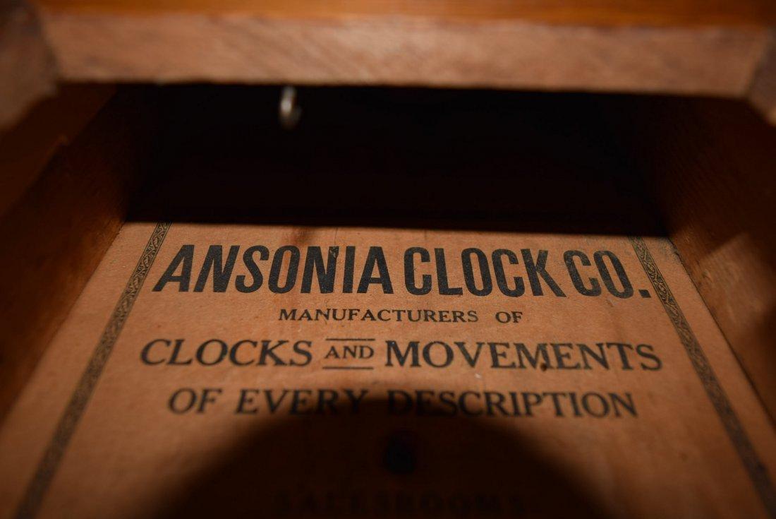 MONTGOMERY BROS WALL HANGING CLOCK - 6