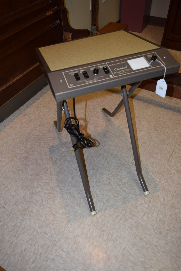 COMPCO CUSTOM PROJECTOR TABLE