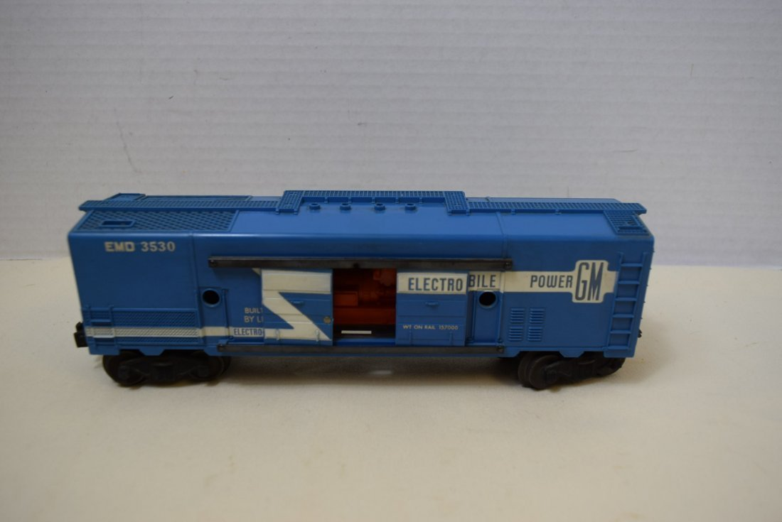 LIONEL ELECTRO MOBILE POWER GM