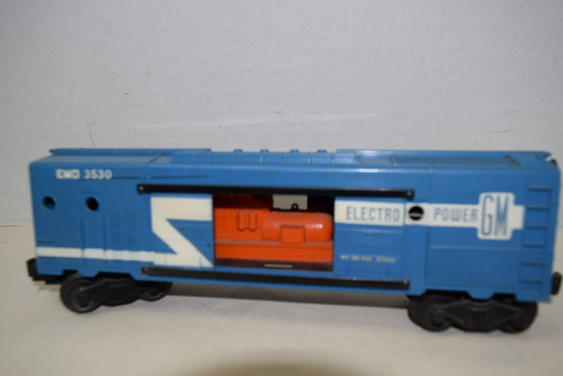 LIONEL ELECTRO MOBILE POWER GM - 3