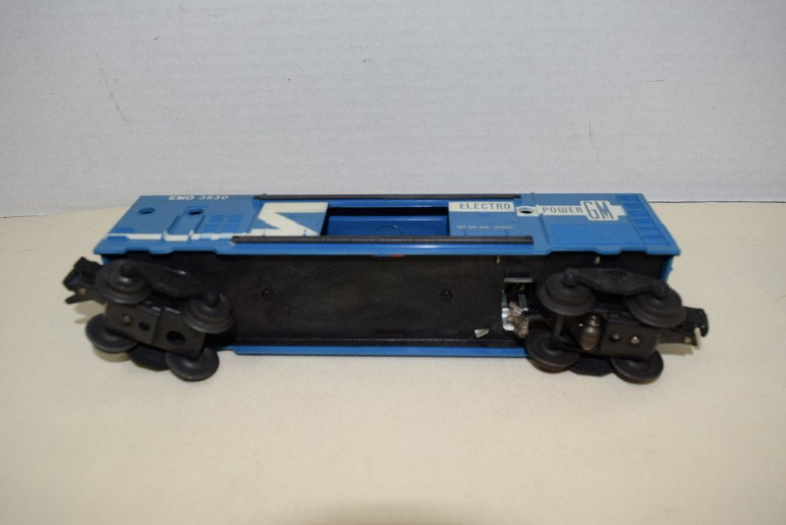 LIONEL ELECTRO MOBILE POWER GM - 4