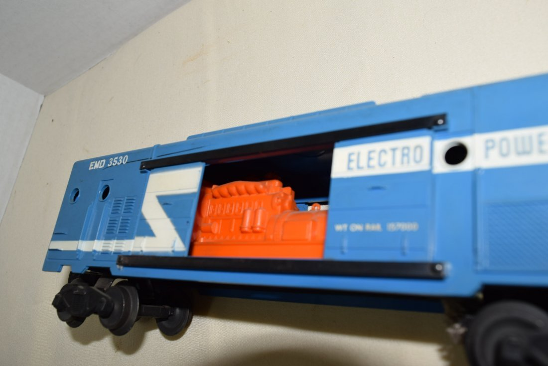 LIONEL ELECTRO MOBILE POWER GM - 6