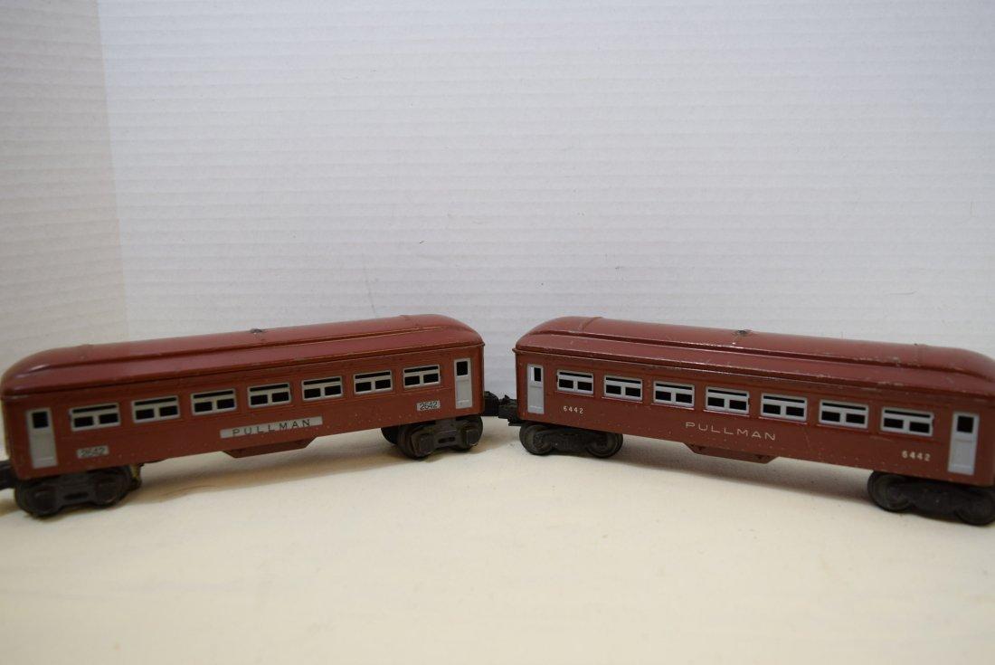 2 PREWAR LIONEL PULLMAN CARS