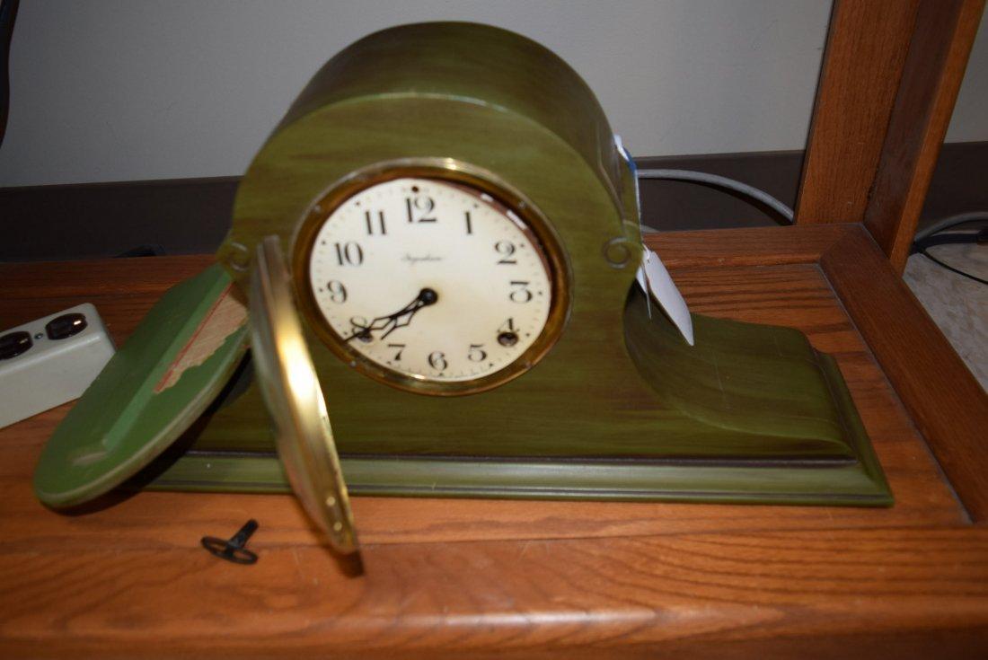 CAMELBACK INGRAHAM VINTAGE CLOCK