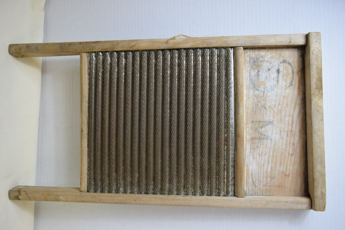 WASHBOARD BY NATIONAL WASHBOARD CO #3 - 4