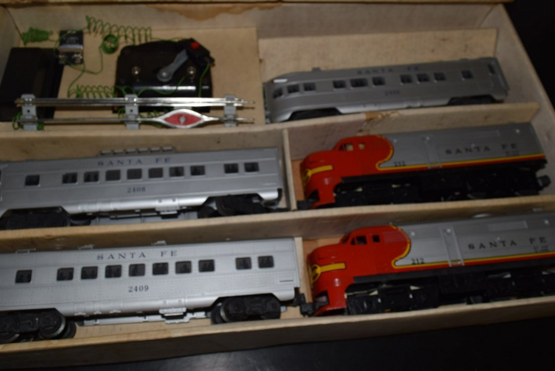 VINTAGE LIONEL ELECTRIC TRAIN SET 11590 - 4
