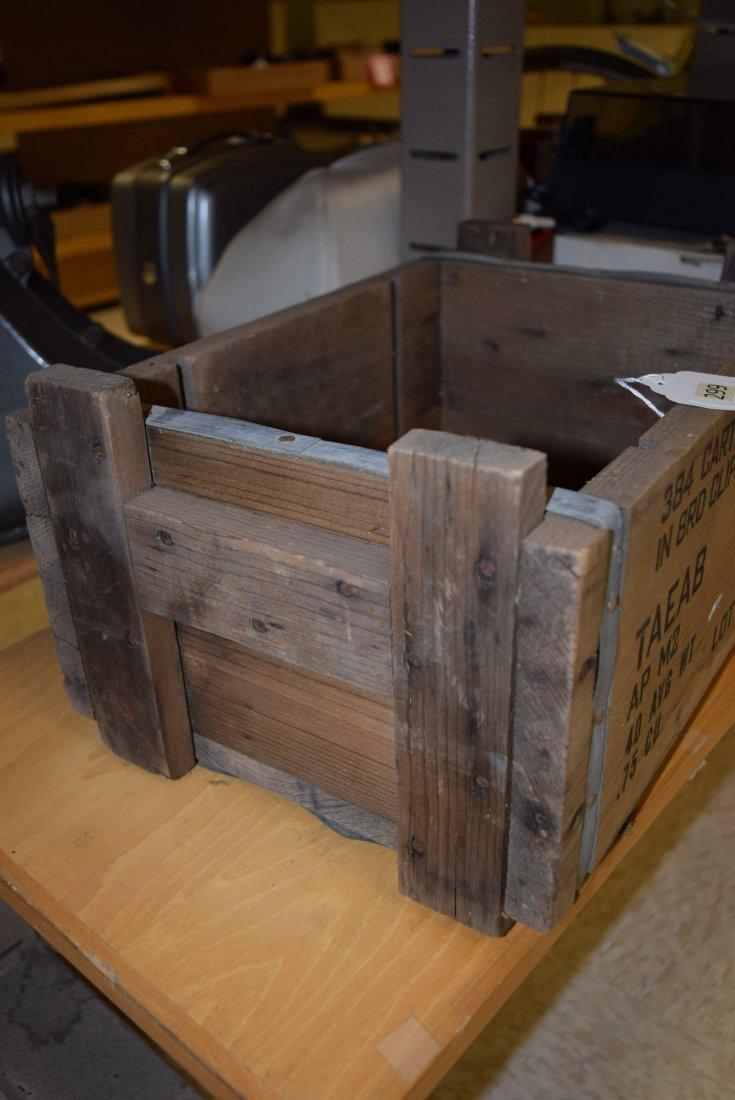 TAEAB BANDOLIERS AMMO BOX - 2