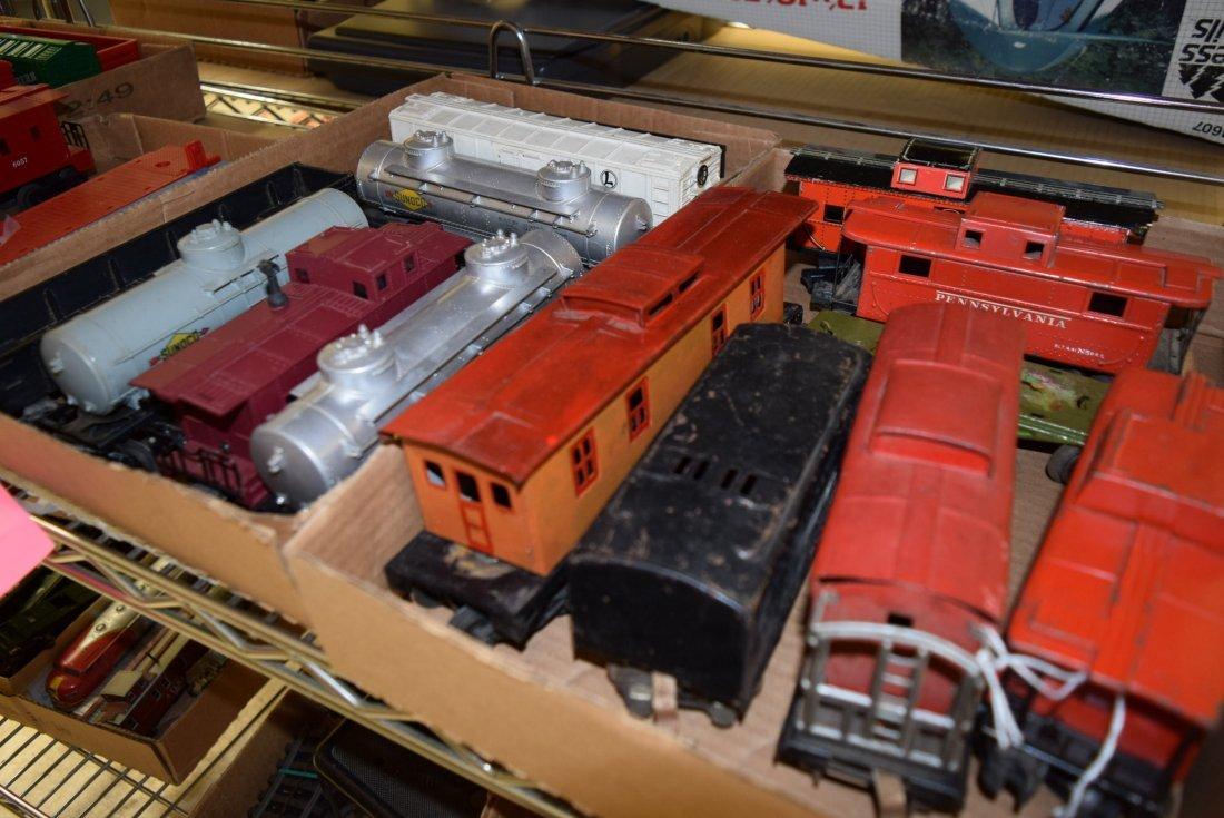 LARGE LOT OF LIONEL TRAINS - 2