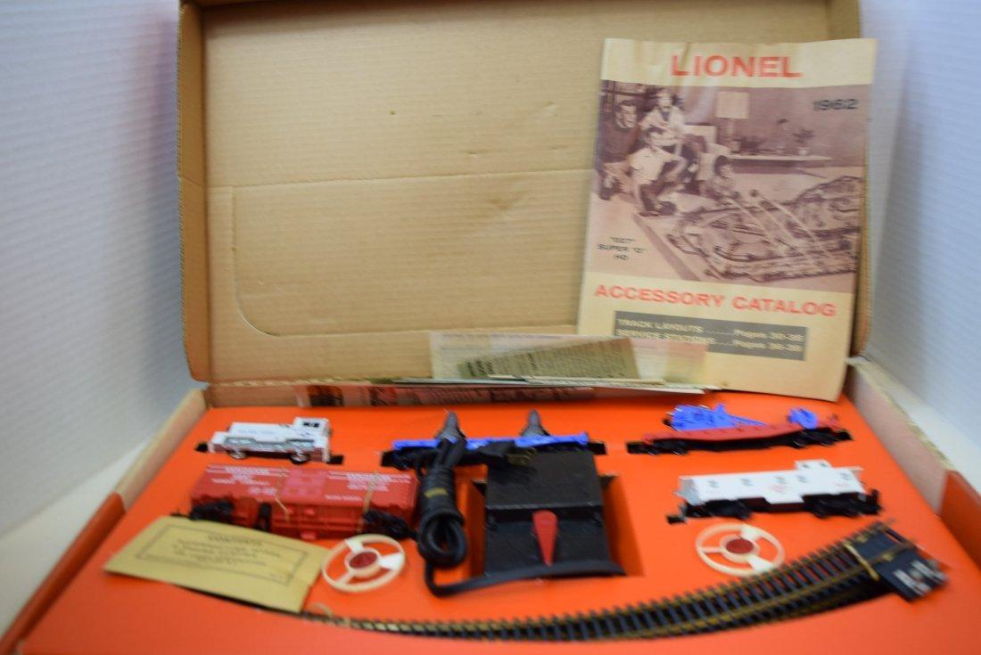 LIONEL TRAIN SET 15503 IN ORIGINAL BOX -USAF