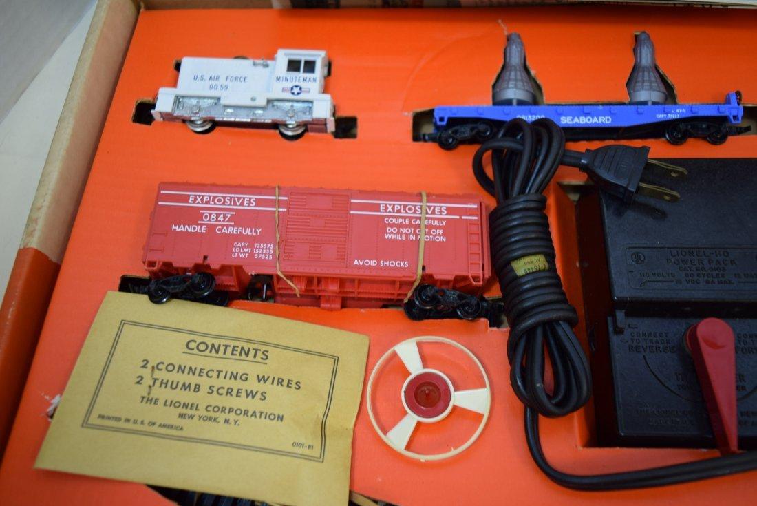 LIONEL TRAIN SET 15503 IN ORIGINAL BOX -USAF - 3