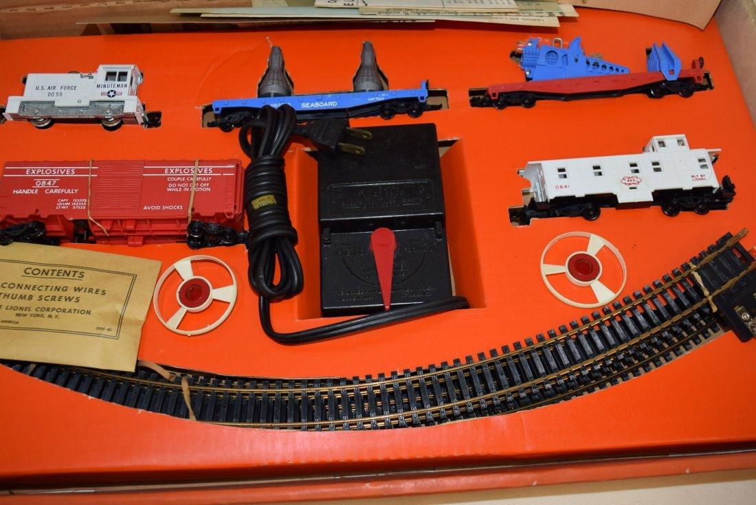 LIONEL TRAIN SET 15503 IN ORIGINAL BOX -USAF - 4