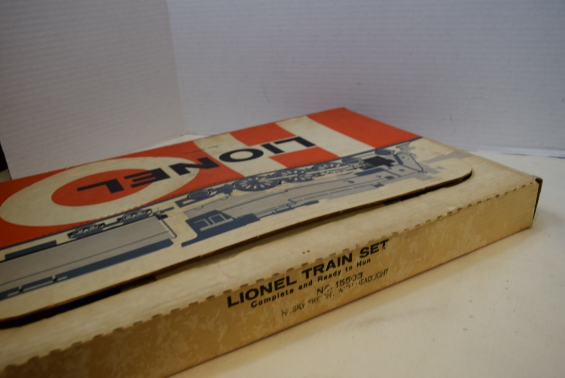 LIONEL TRAIN SET 15503 IN ORIGINAL BOX -USAF - 7