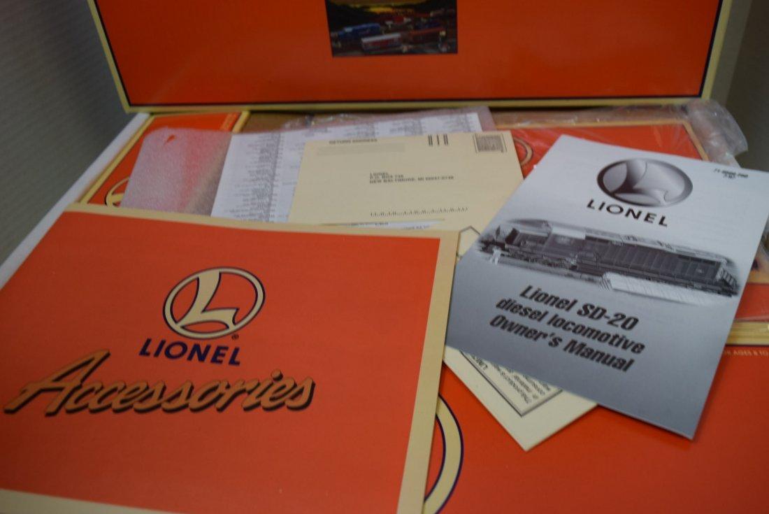 1997 X-1144 LIONEL SERVICE EXCLUSIVE 6-11918 - 4