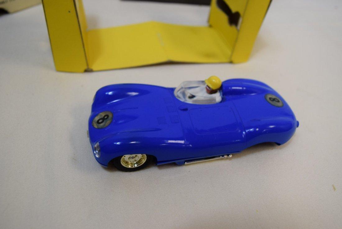 SCALEXTRIC LISTER JAGUAR SLOT CAR RACER IN ORIGINA - 3