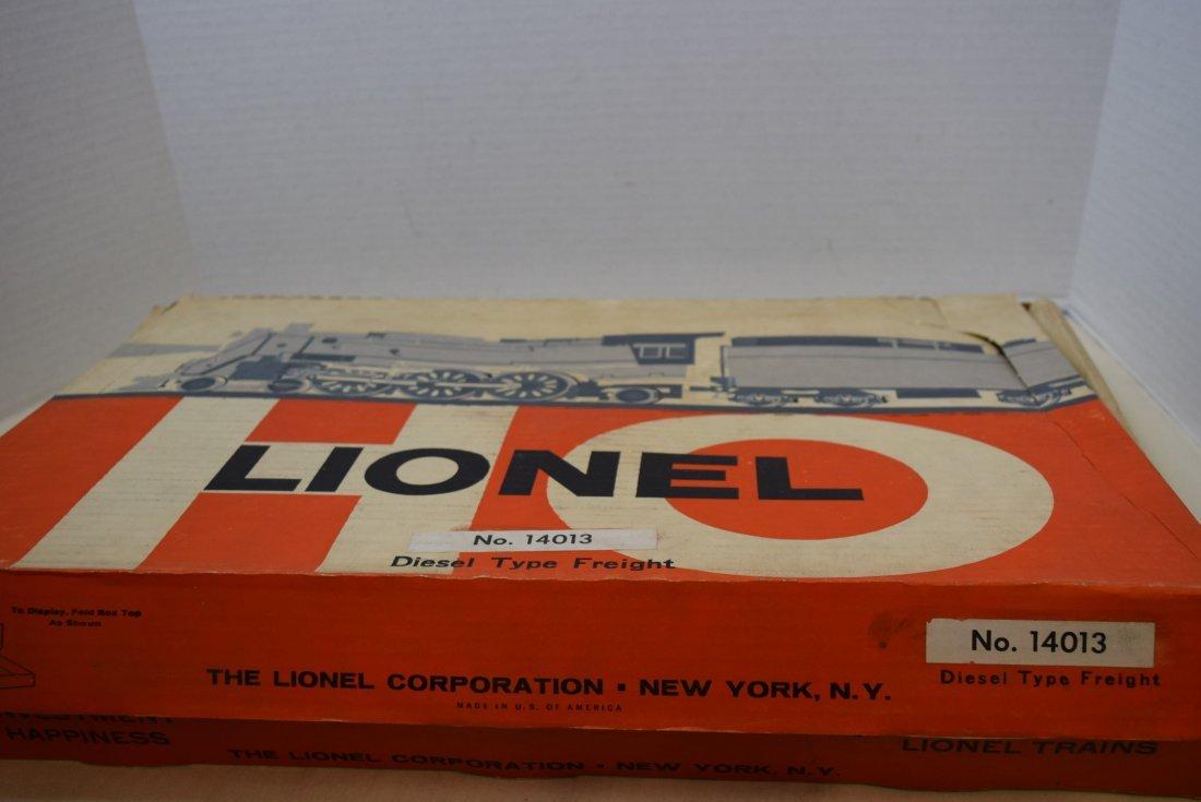 LIONEL HO SCALE TRAIN SET 14013 - 6