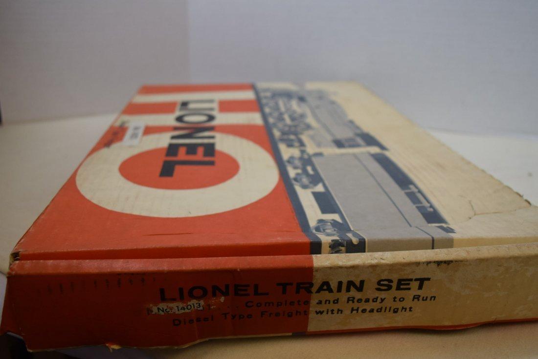 LIONEL HO SCALE TRAIN SET 14013 - 7