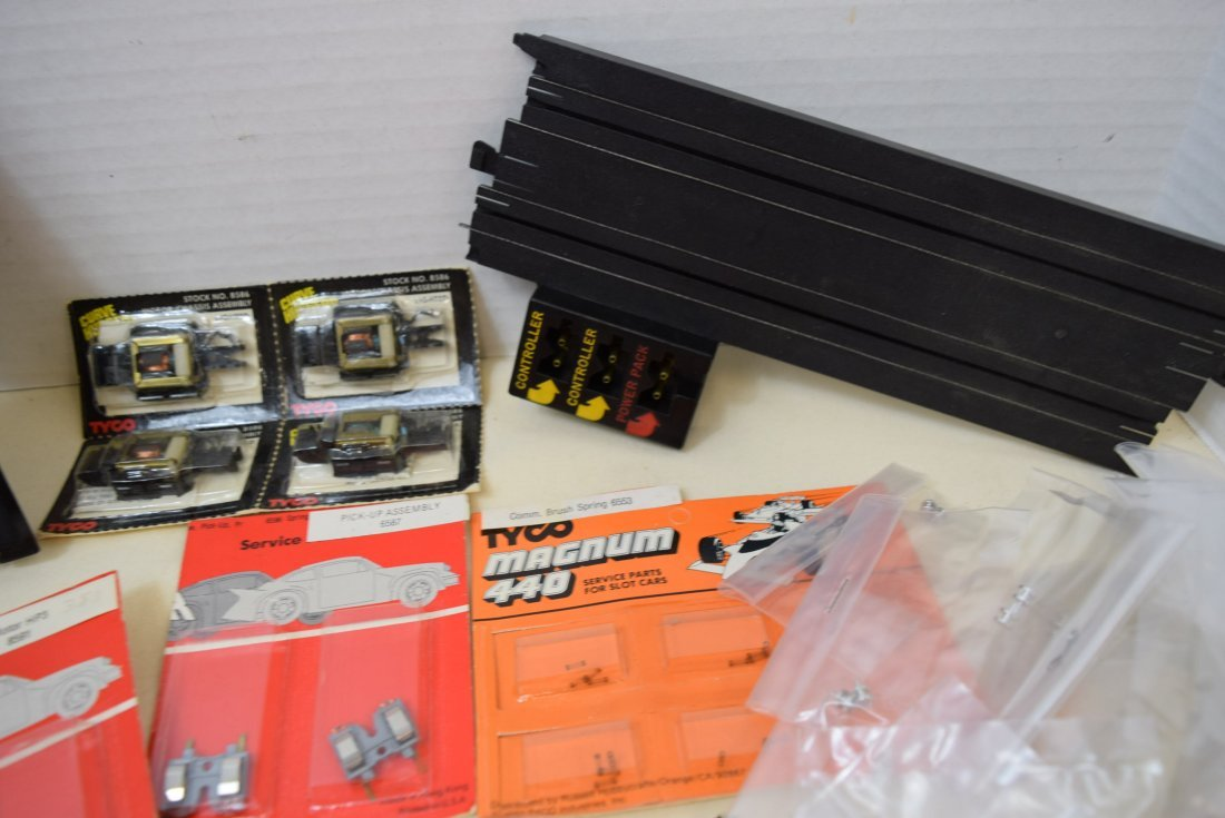 SLOT CAR SERVICE PARTS BY TYCO - 3