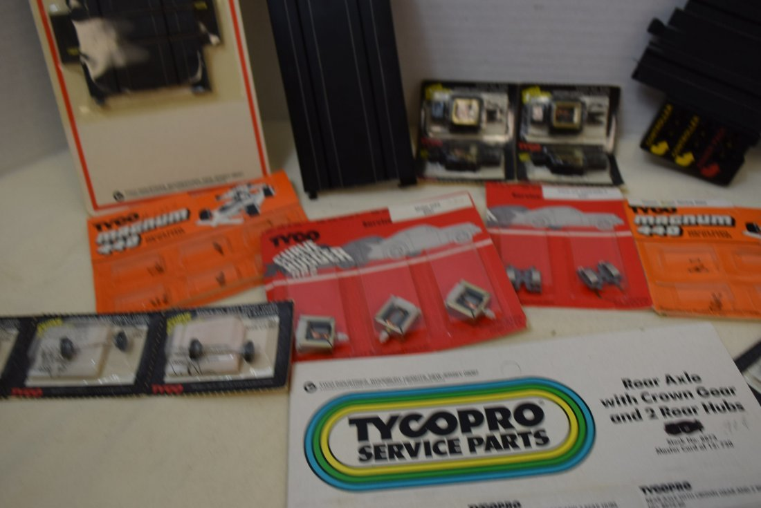 SLOT CAR SERVICE PARTS BY TYCO - 4