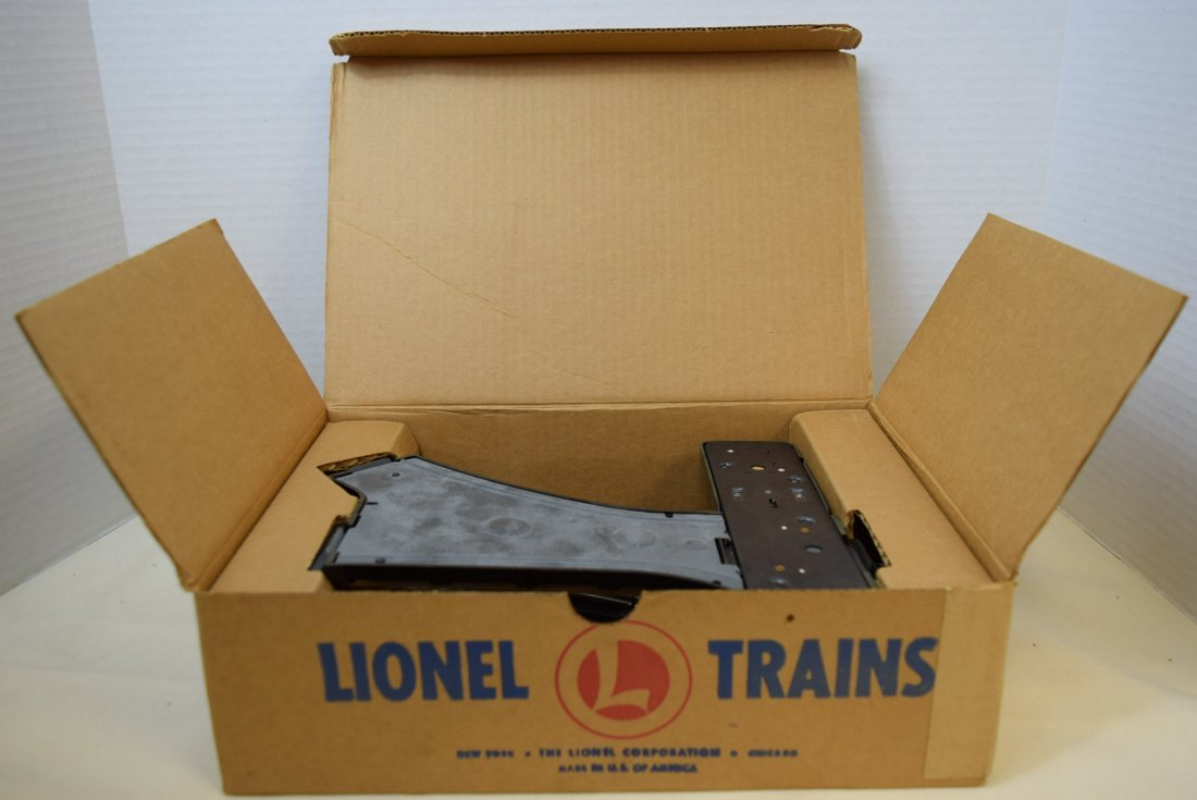 LIONEL REMOTE CONTROL O GAUGE SWITCHES