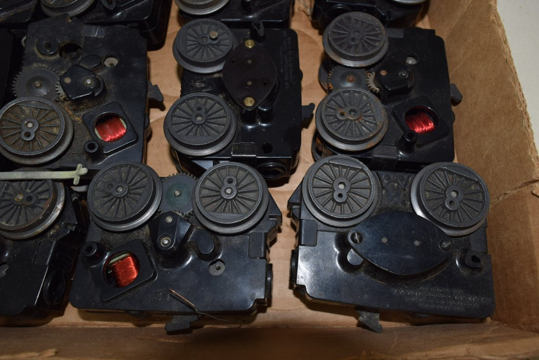 LIONEL LOT OF 14 MOTOR SCOUTS L1-L2 - 4