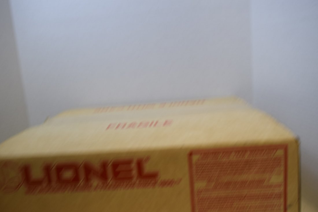 LIONEL COASTAL FREIGHT SPECIAL - NEW IN SEALED BOX - 3