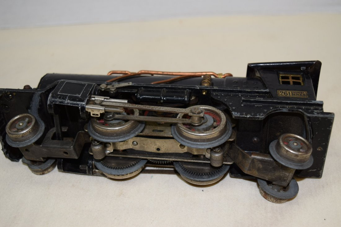 LIONEL LOCOMOTIVE 261 - 7