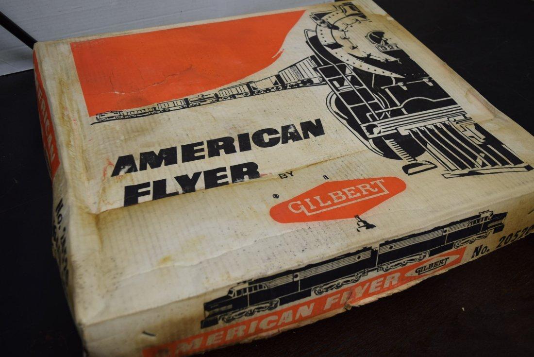 AMERICAN FLYER TRAIN SET 20520 IN ORIGINAL BOX - 7