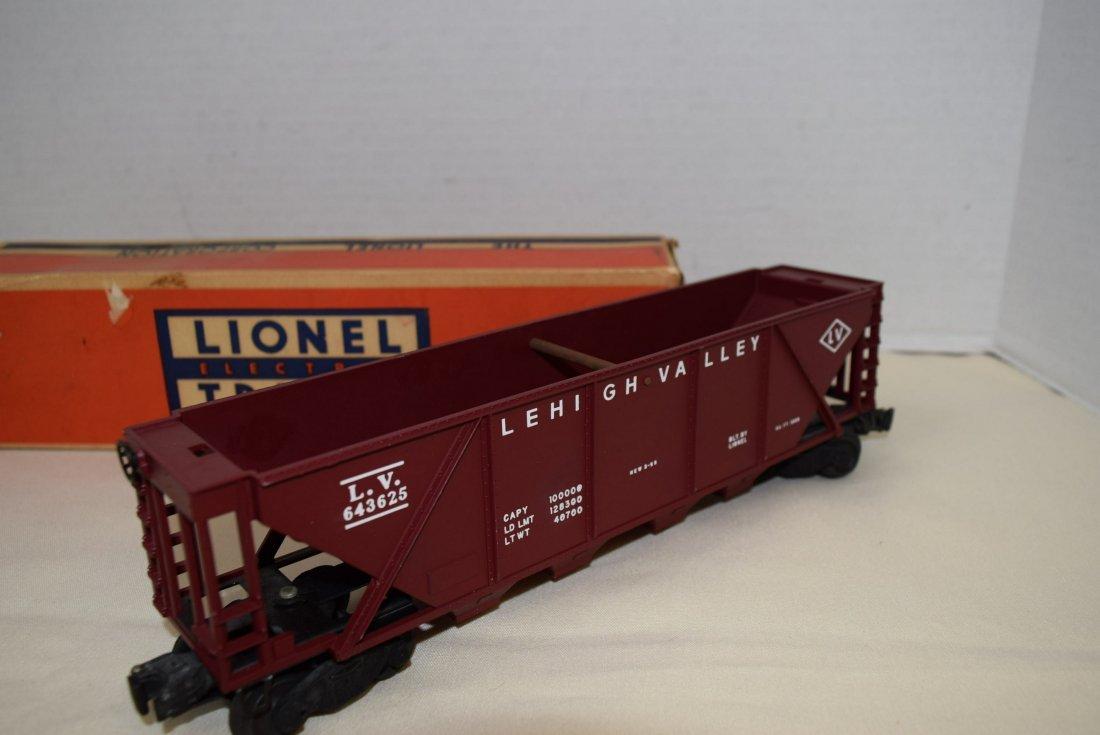 LIONEL 6436 HOPPER CAR NIB - 2