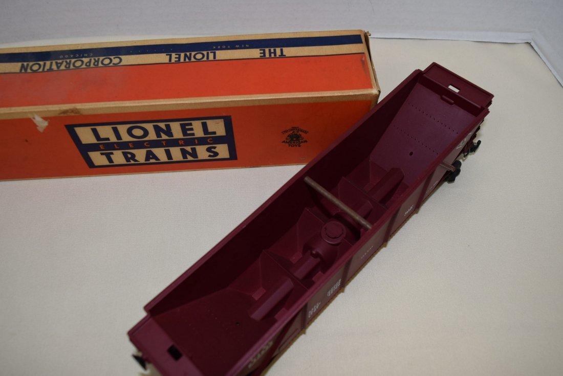 LIONEL 6436 HOPPER CAR NIB - 3