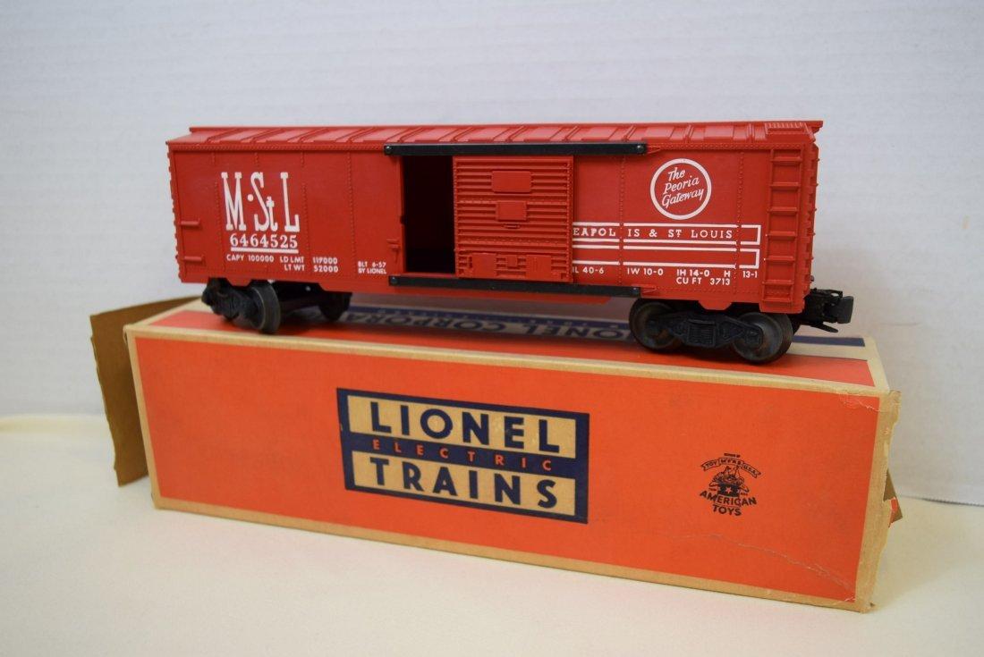 LIONEL  6464-525 BOXCAR NIB