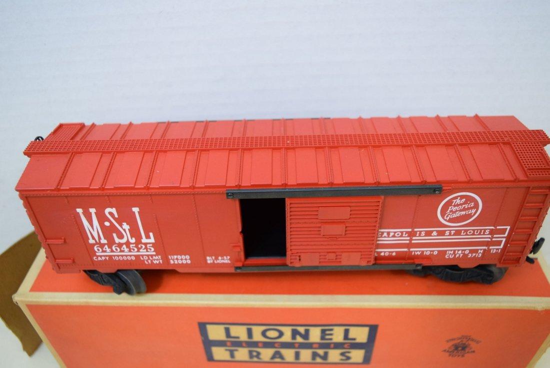 LIONEL  6464-525 BOXCAR NIB - 2