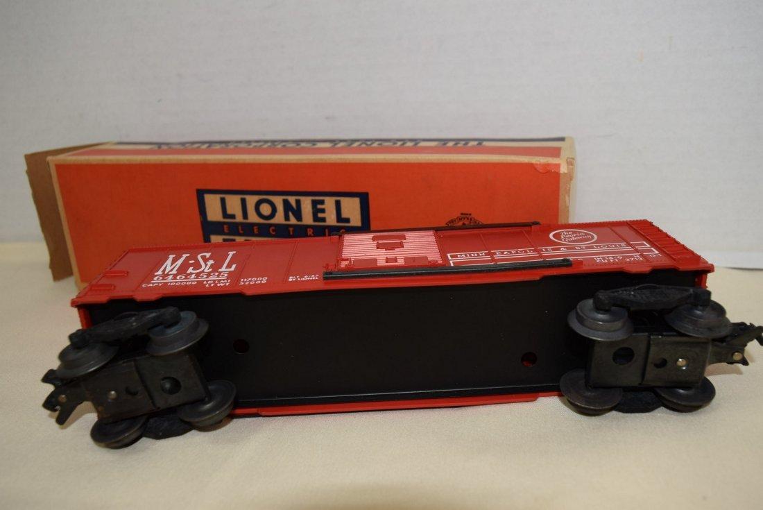 LIONEL  6464-525 BOXCAR NIB - 4