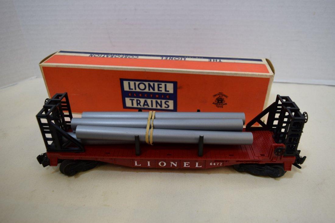 LIONEL MISCELLANEOUS CAR 6477 NIB