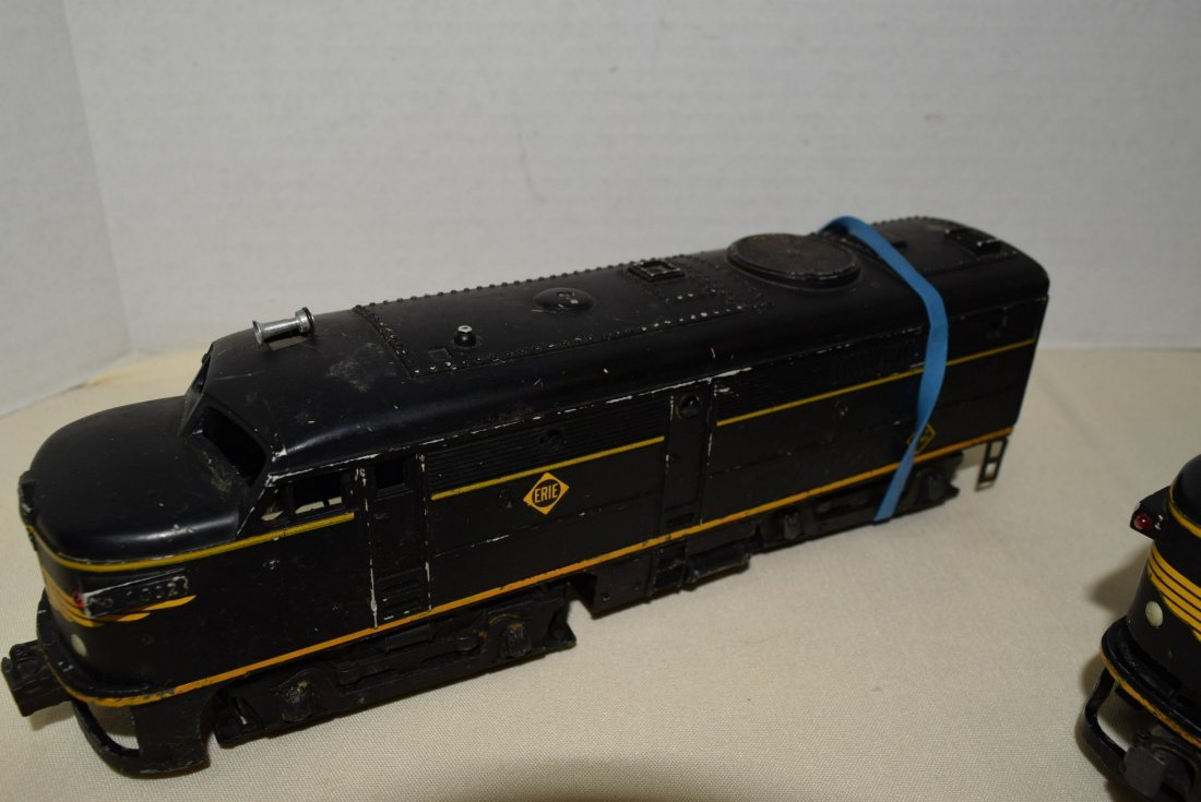 LIONEL 2032 ENGINE & DUMMY CAR - 3