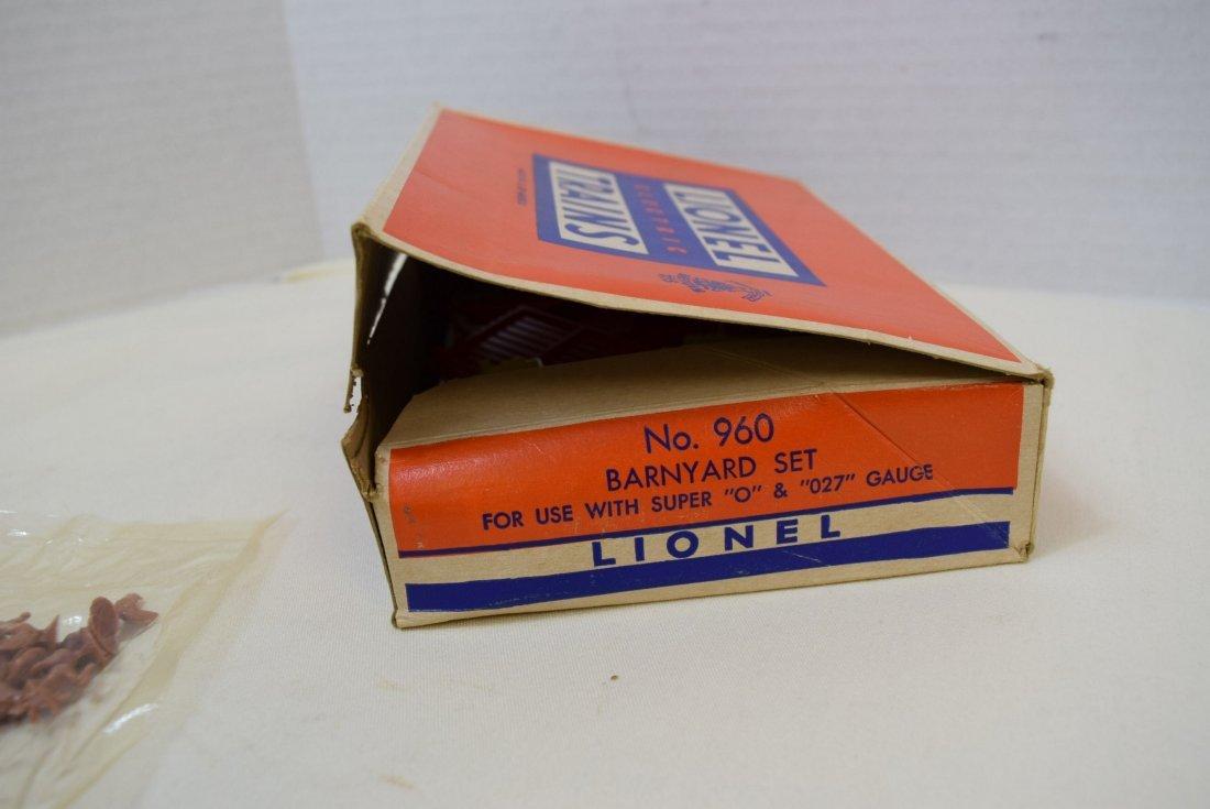 LIONEL 960 BARNYARD SET -NIB - 6