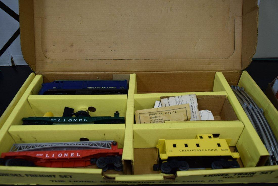 LIONEL ELECTRIC TRAIN SET 1629 IN BOX